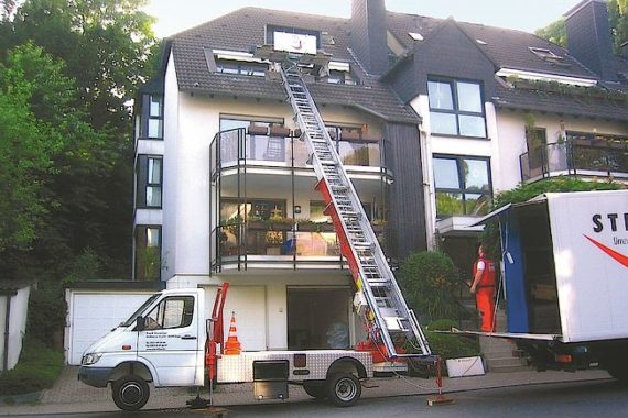 Umzugsfirma Basel